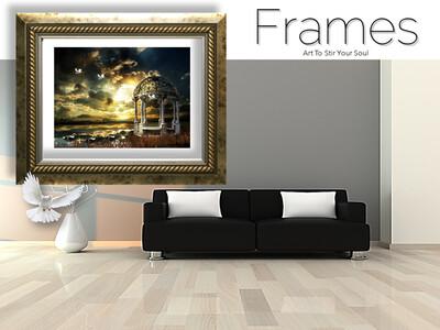 A Place of Prayer II Frames