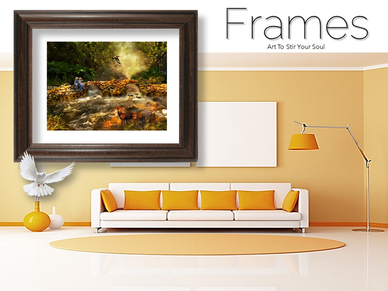 Afternoon by The Stream Frames