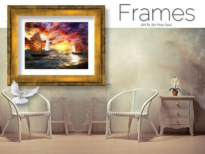 Beacons of The Sun Frames