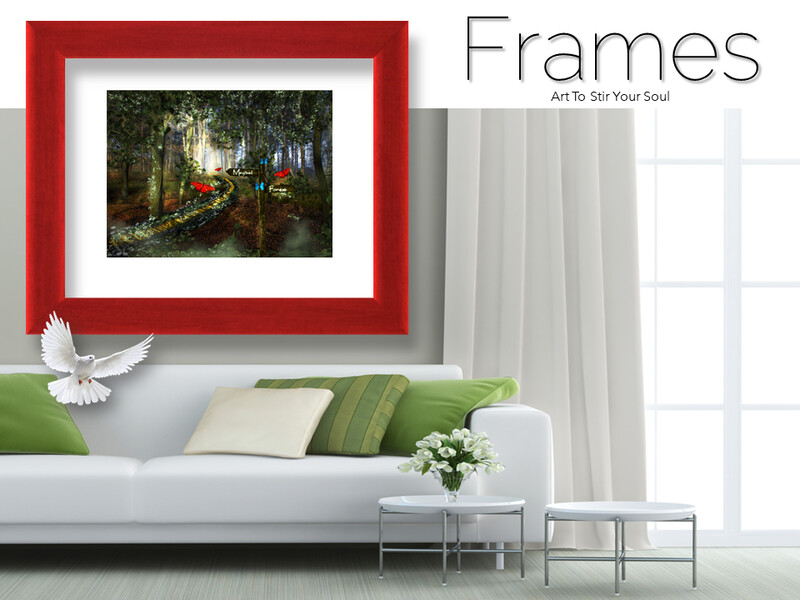 A Sprinkle of The Magical Frames