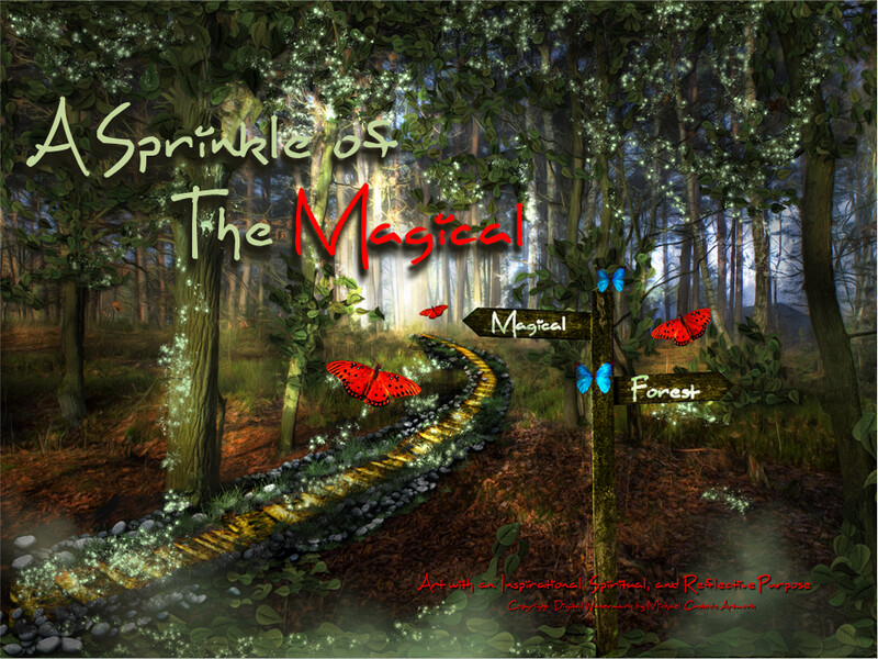 A Sprinkle of The Magical