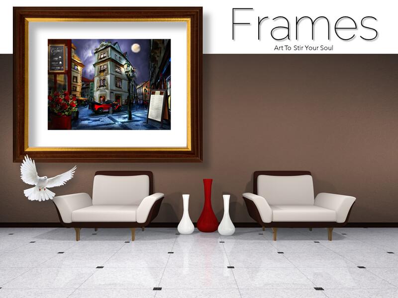 Bouquet of Memories Frames