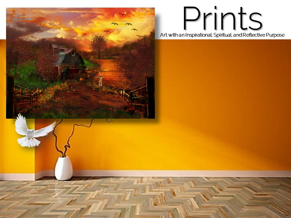 387 1/2 Pumpkins Prints