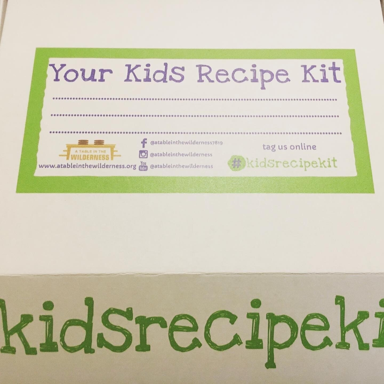 Kids Receipt Kit