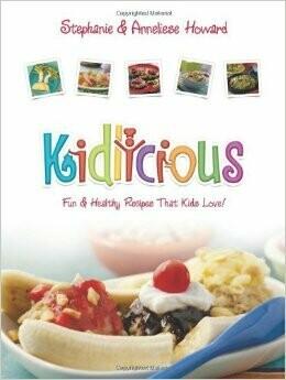 Kidlicious Cookbook