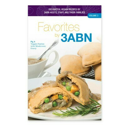 Plant-Based Favorites by 3ABN