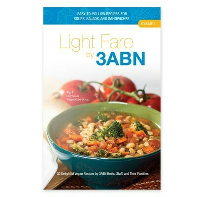 Plant-based Light Fare by 3ABN