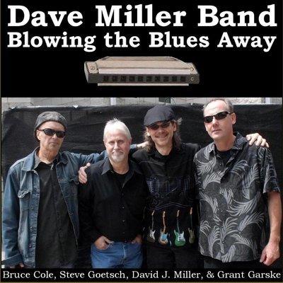 Dave Miller Band CD