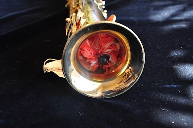 Buescher Soprano Saxophone