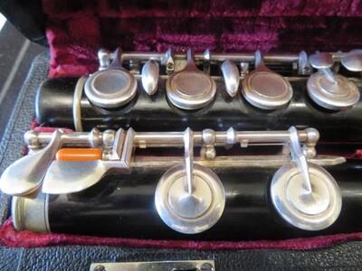 Moennig 1920's Flute