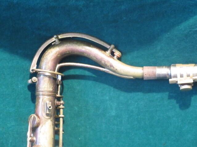 Conn 10M Tenor Saxophone 1952