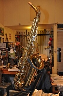 The Martin Alto Committee Saxophone 1959