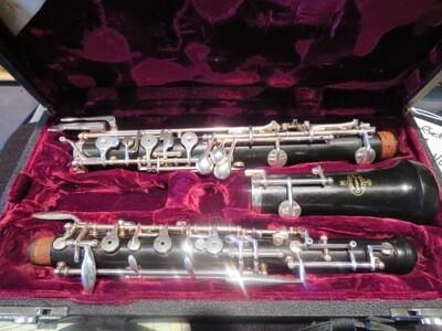 Buffet Model 4052 Oboe