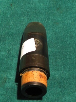 Selmer S Clarinet Mouthpiece