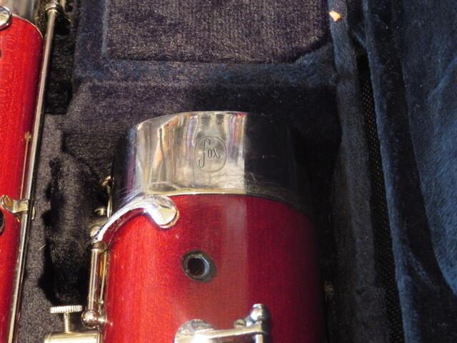 Fox Model II Bassoon