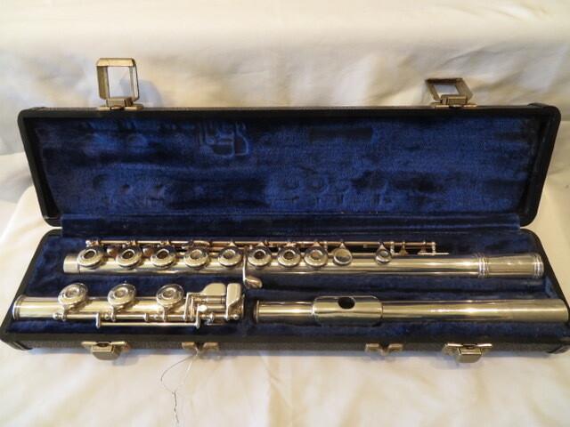 Gemeinhardt M3S Flute