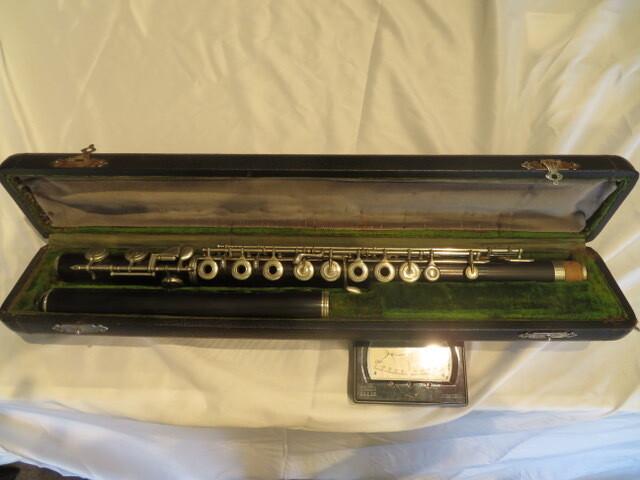 Isidor Lot Flute