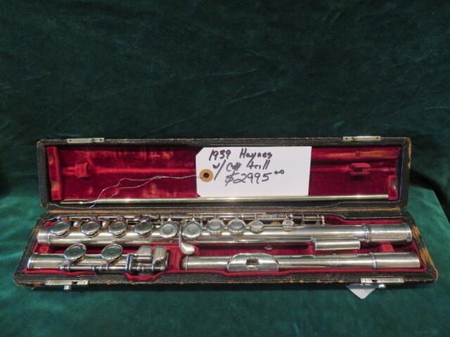 Haynes Flute 1939