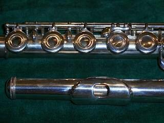 Muramatsu Flute 1976