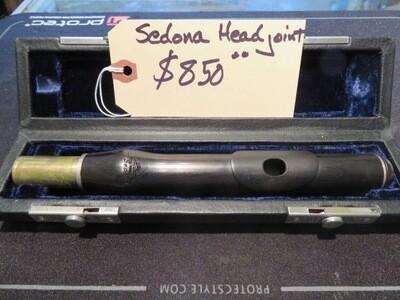Sedona Flute Headjoint Wood