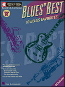 Blues' Best: Jazz Play-Along Series Volume 30