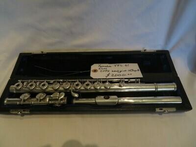 Yamaha Model YFL 61