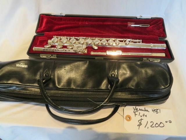 Yamaha 481 Flute