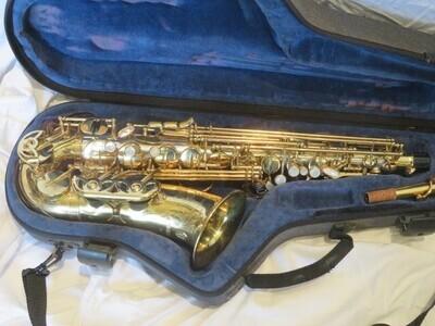 Yanagasawa Alto Saxophone