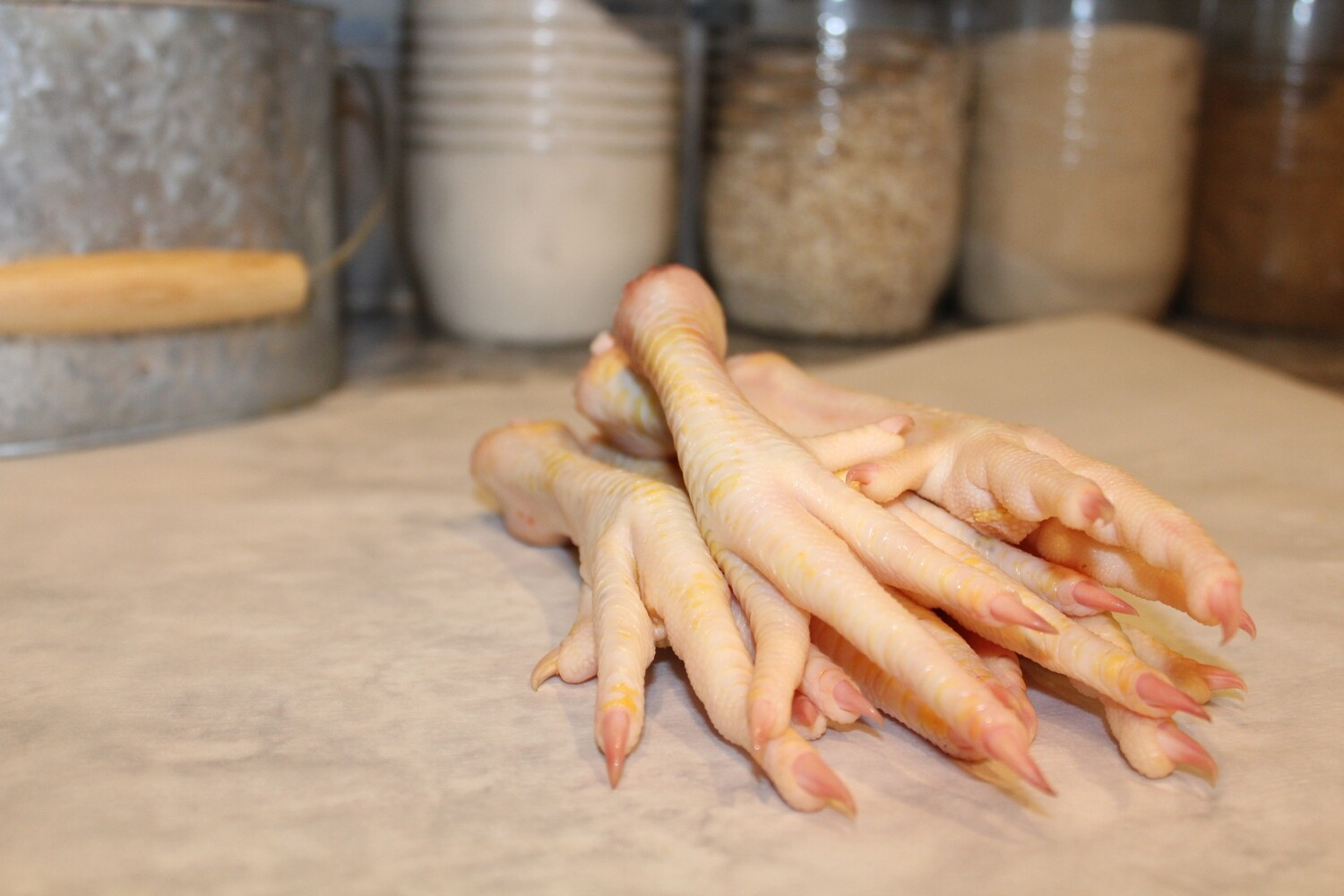 Chicken Feet for Pets