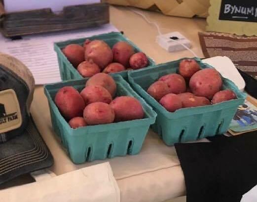 New Ice Potatoes