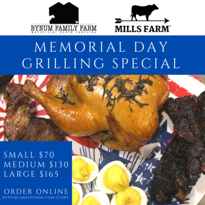 Memorial Day Grill Boxes