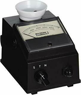 Conductivity Meter, Myron L Analog Meter 512M5