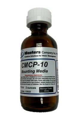 CMCP-10 High Viscosity, Yellowish Mountant, 2 oz.