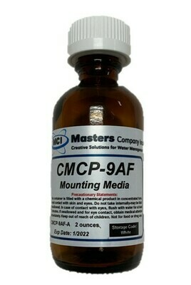 CMCP-9AF Low Viscosity, Stained Mountant, 2 oz.
