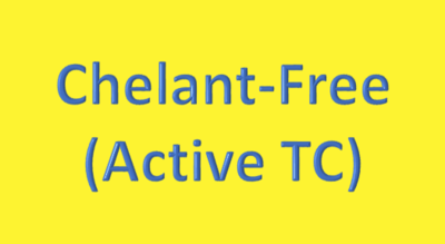 Water Analysis, Chelant-Free, (Active TC)