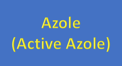 Water Analysis, Azole, (Active Azole)