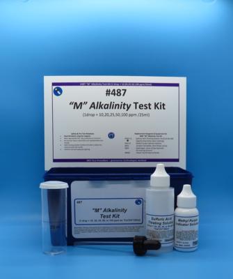 Alkalinity Test Kit,