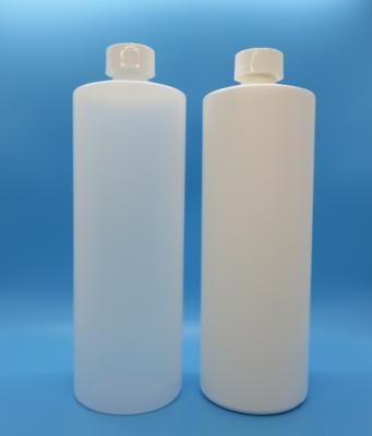 Bottle, Plastic, Quart (32 oz), Narrow Mouth (28 mm)