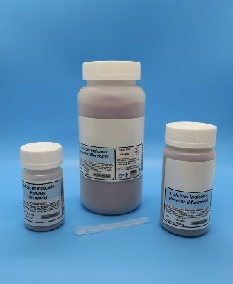 Calcium Indicator Powder (Murexide) (w/#402 Scoop)