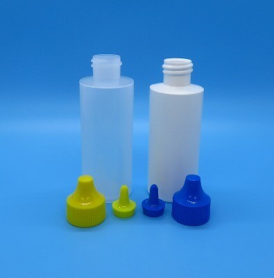OptiDrop Dispenser Bottle with Nasal Tip and Cap