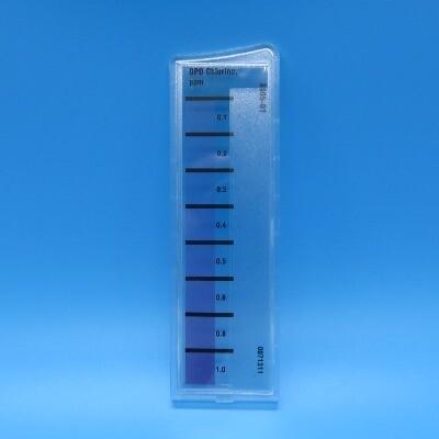 Chlorine, Octa-Slide Bar (0.1-1.0 ppm)