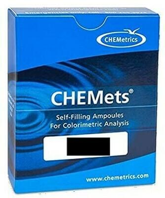 Dissolved Oxygen Refill, Rhodazine D (0-1 ppm), for Kit # K-7501 (30 Tests)