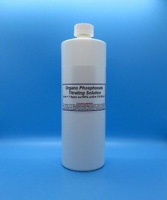 Organo Phosphonate Titrating Solution (1 ml = 1.0 ppm as 100% O.P./50 ml)