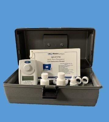 Photometer, MCI Multi-Parameter Test Kit
