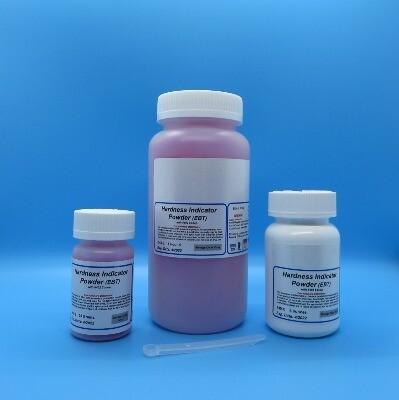 Hardness Indicator Powder (EBT) (w/#402 Scoop)