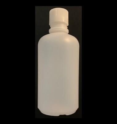 Burette Bottle, Quart Plastic, 38 mm Wide Mouth Buttress