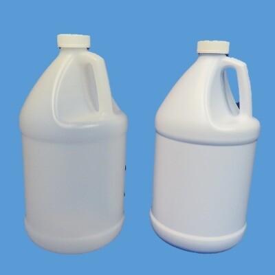 Bottle, Plastic, Gallon (128 oz), Narrow Mouth (28 mm)