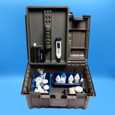 Cooling Water Combination Test Kit, Drop Count, Basic Outfit