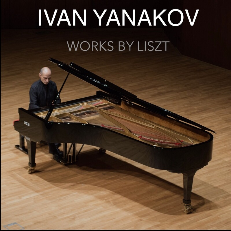 Works by Liszt