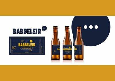 24 flesjes Babbeleir